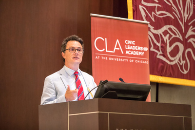 CLA Faculty Director William Howell